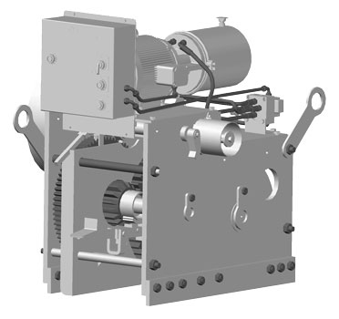 Order Nabrico DF-1 Electric Winches from Byrne, Rice and Turner