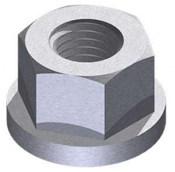 Flanged Hex Nut