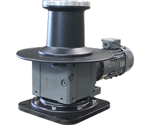 Order Nabrico Hydraulic / Electric Capstans from Byrne, Rice and Turner