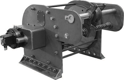 Order Nabrico Aluminum Hydrualic Anchor Winches from Byrne, Rice and Turner