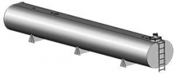 DF-136 Fuel Oil Tank
