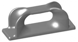 DF-480 Cast Steel Closed Chock