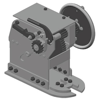 Order NABRICO Low Profile Winches from Byrne, Rice and Turner