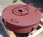 Cen-Tex Marine Hatches and Watertight Doors are stocked by Byrne, Rice, and Turner.